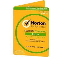 Symantec Norton Security Standard 3.0 CZ 1 uživatel, 1 zařízení, 1 rok
