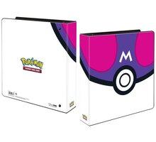Album UltraPRO Pokémon: Master Ball