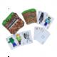Hrací karty Minecraft, plechová krabička