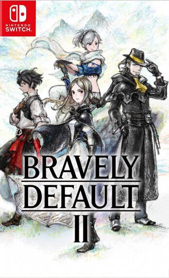 Bravely Default II (SWITCH)