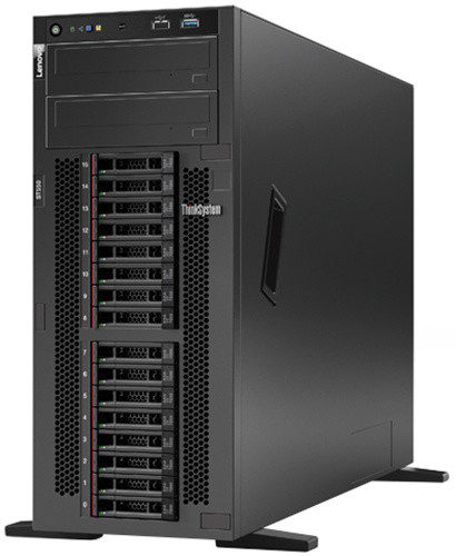 Lenovo ThinkSystem ST550 /B3104/Bez HDD/16GB/750W