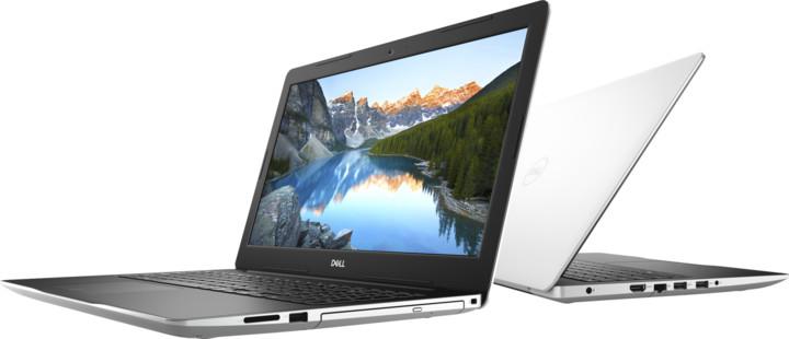 Dell Inspiron 15 (3580), bílá