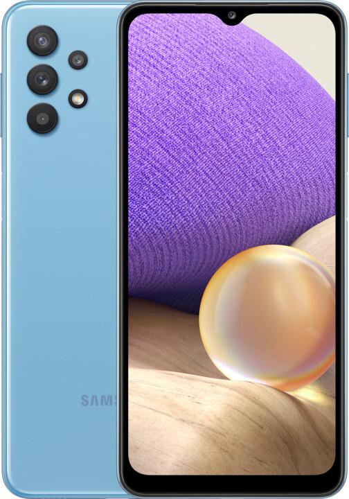 Samsung Galaxy A32 5G, 4GB/128GB, Awesome Blue