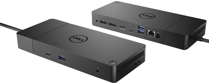 Dell Dock WD19 130W - připojení přes USB typu C