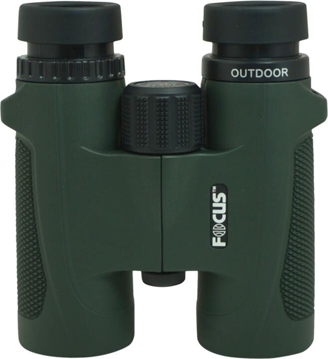 Focus Outdoor 8x32, zelený
