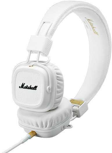 Marshall Major II, white android