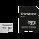 Transcend Micro SDHC 300S 16GB 95MB/s UHS-I U1 + SD adaptér
