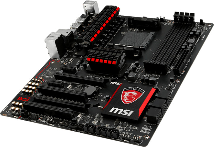msi 970 gaming ddr3 2133 atx amd motherboard drivers