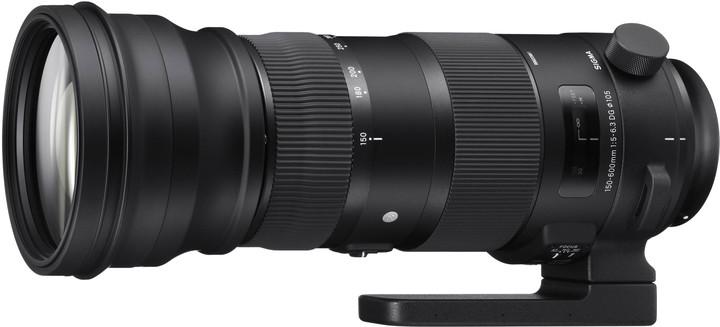SIGMA 150-600/5-6.3 DG OS HSM Canon