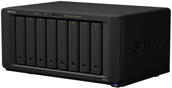 Synology DiskStation DS1819+ (4GB)