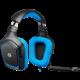 Logitech G430, modrá