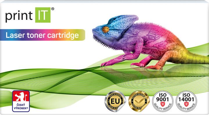 PRINT IT alternativní Canon CRG 040 HC, azurový