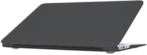 """EPICO plastový kryt pro MacBook Air 13"""" 2018 MATT (A1932), černá"""