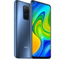 Xiaomi Redmi Note 9, 3GB/64GB, Midnight Grey - 27990
