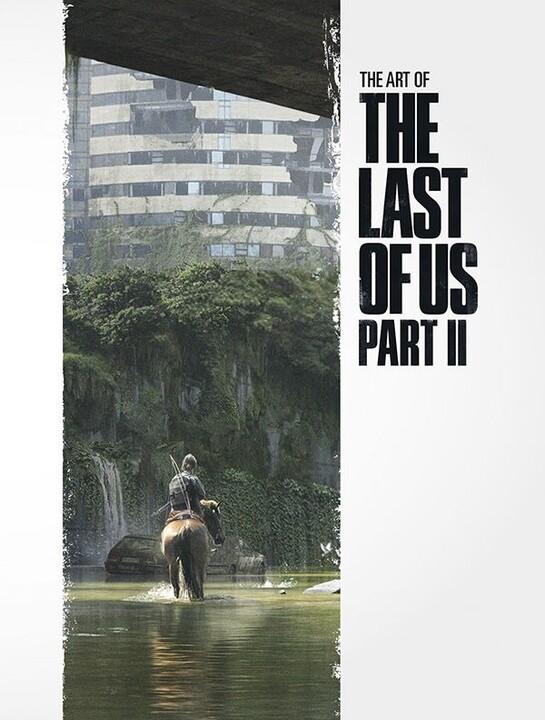 Kniha The Art of Last of Us Part II