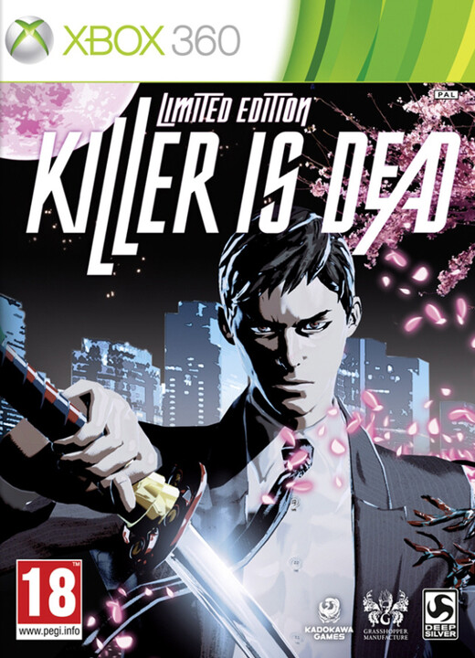 Killer is Dead - Limited Edition - X360