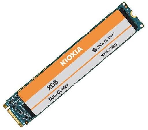 KIOXIA KXD5YLN13T84, M.2 - 3840GB