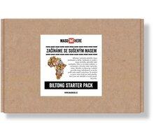 Dárkový balíček MASO HERE - Biltong Starter Pack, 260g