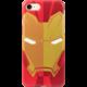 Tribe Marvel Iron Man pouzdro pro iPhone 6/6s/7 - Červené