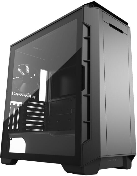 PHANTEKS Eclipse P600S Silent, Tempered glass, černá