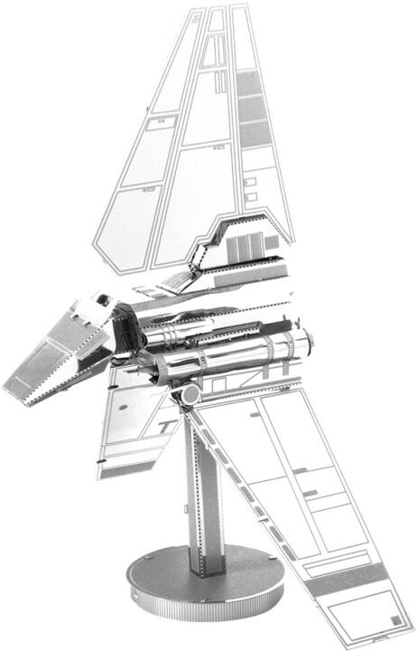 Metal Earth Star Wars - kovový model Imperial Shuttle