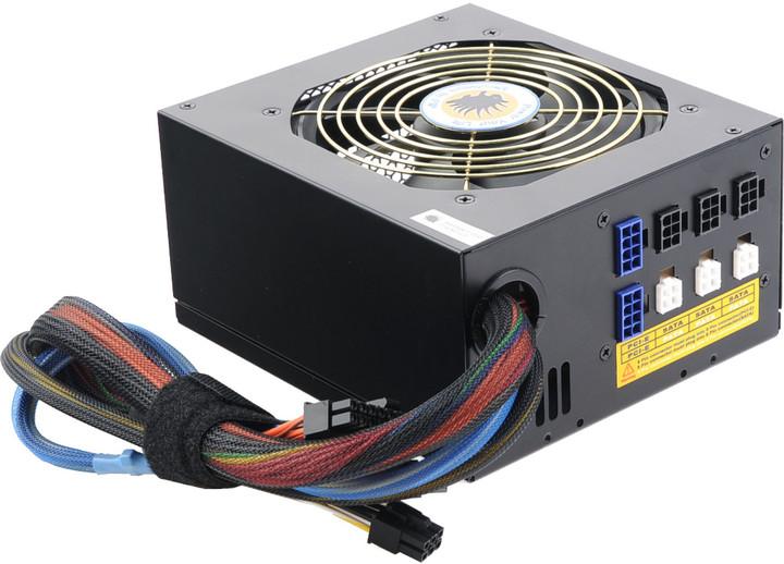 Fortron Black Power 650W