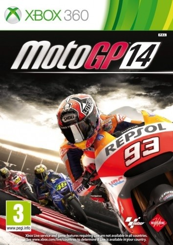 Moto GP 14 - X360