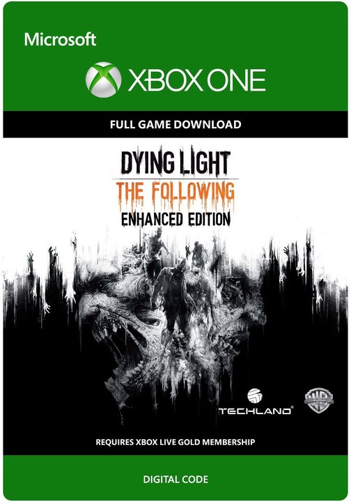 Dying Light: The Following - The Enhanced Edition (Xbox ONE) - elektronicky