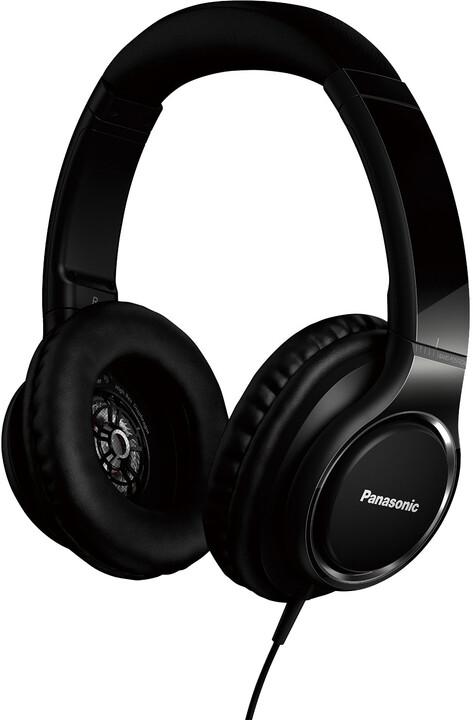Panasonic RP-HD5E, černá