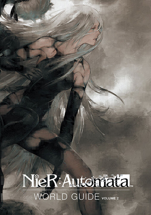 Kniha NieR: Automata World Guide Volume 2 (EN)