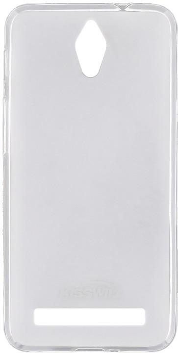 Kisswill TPU Pouzdro Transparent pro Asus ZenFone C ZC451CG