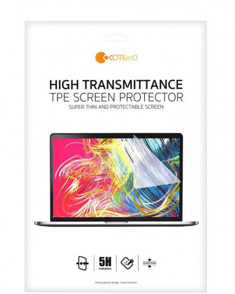 COTEetCI ochranná fólie HD pro Macbook Pro 13'' (2016 - 2018)