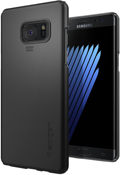 Spigen Thin Fit pro Galaxy Note 7, black