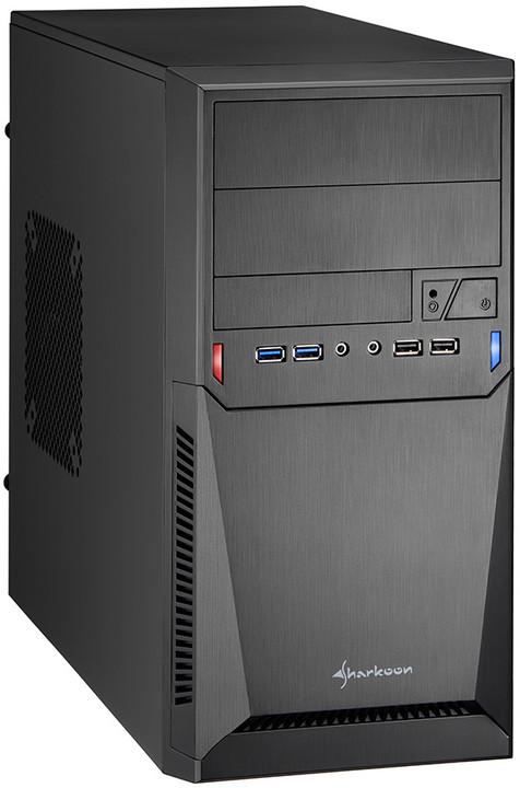 Sharkoon MA-A1000, černá