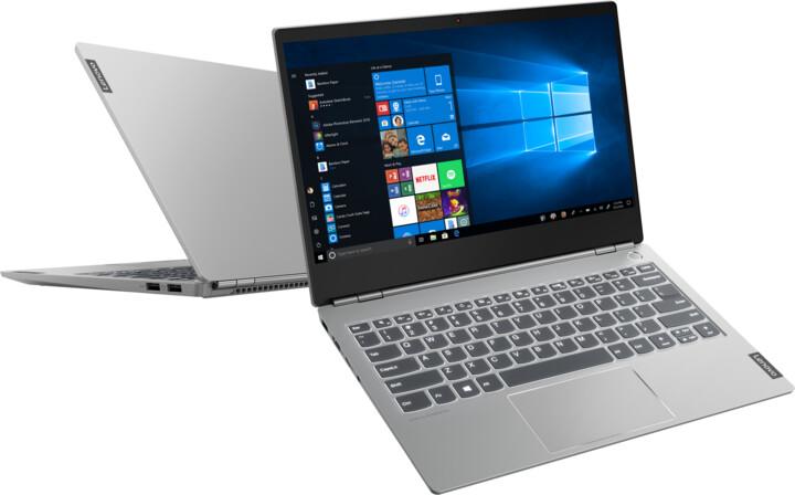 Lenovo ThinkBook 13s-IML, šedá