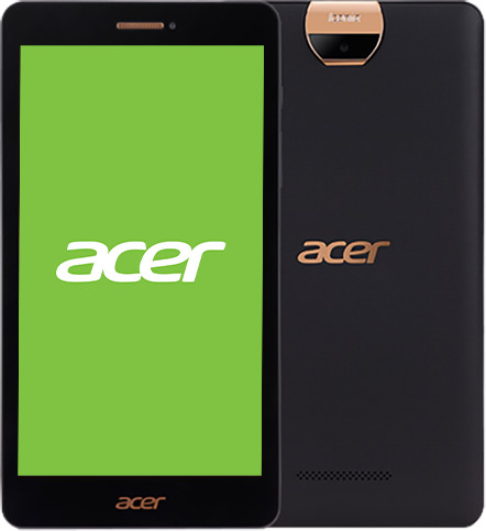 "Acer Iconia Talk S (A1-734-K6DL), 7"" - 16GB, LTE, černá"