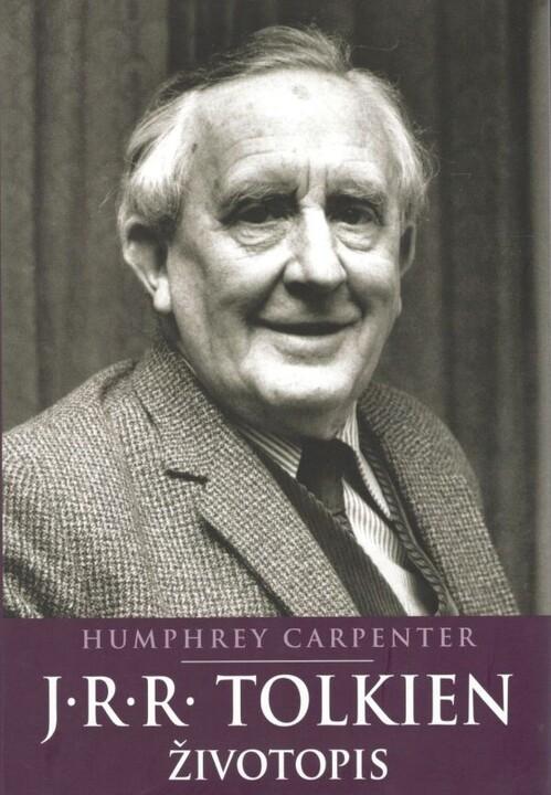 Kniha J.R.R.Tolkien: Životopis