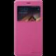 Nillkin Sparkle Leather Case pro Xiaomi Redmi 4A, červená