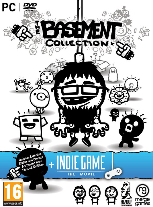 The Basement Collection + Indie Game The Movie - PC