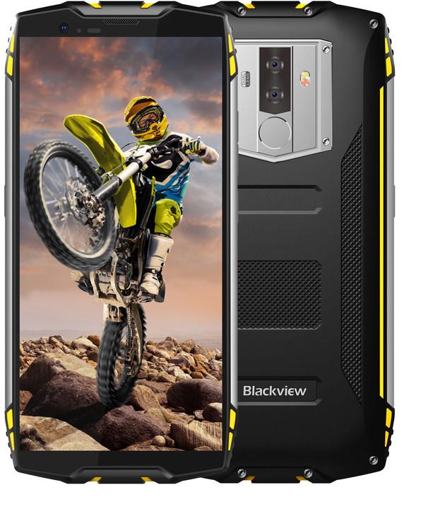 iGET Blackview GBV6800 Pro, 4GB/64GB, žlutá