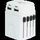 SKROSS MUV Micro USB cestovní adaptér  + Voucher až na 3 měsíce HBO GO jako dárek (max 1 ks na objednávku)