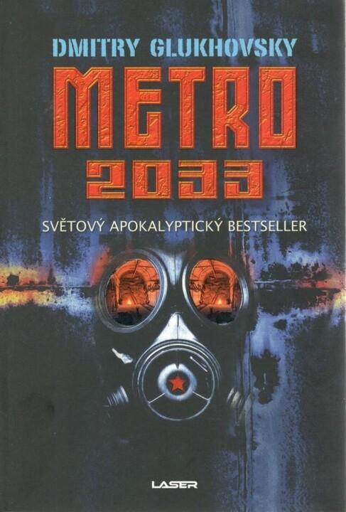 Kniha Metro 2033