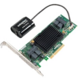 Microsemi Adaptec RAID 81605ZQ Single SAS/SATA 16 portů, x8 PCIe
