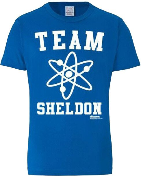 Tričko The Big Bang Theory - Team Sheldon (M)