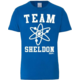 Tričko The Big Bang Theory - Team Sheldon (L)
