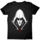 Assassin's Creed - Black Hooded Assassin (L)