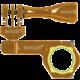 Rollei Bullbar 23, držák, oranžová  + Voucher až na 3 měsíce HBO GO jako dárek (max 1 ks na objednávku)