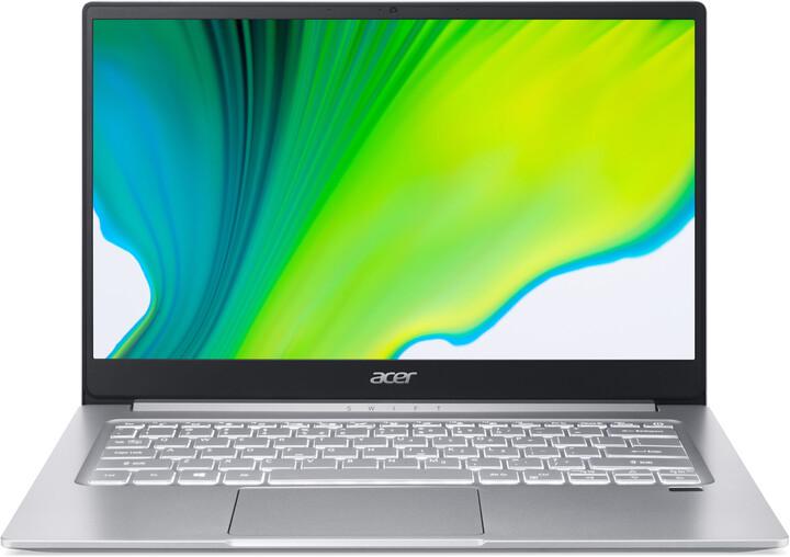 Acer Swift 3 (SF314-42-R9D7), stříbrná