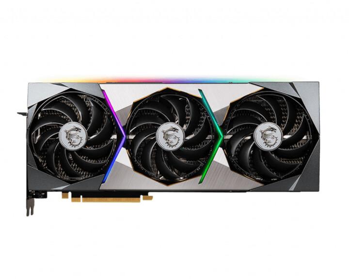 MSI GeForce RTX 3070 SUPRIM X 8G, 8GB GDDR6