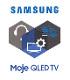 Instalace QLED TV v ceně 2990 Kč